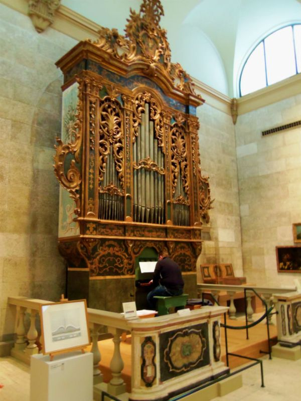 Italian Baroque Organ