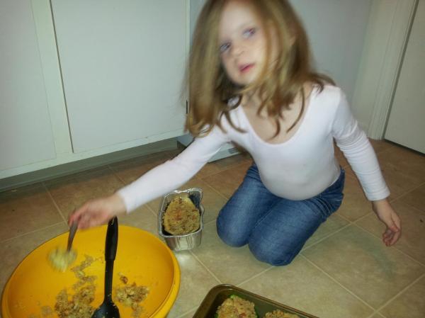 Jojo cooking