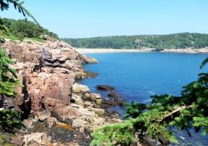 Acadia Sandy Beach 1