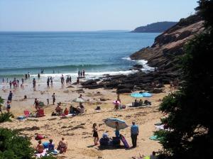 Acadia Sandy Beach 2