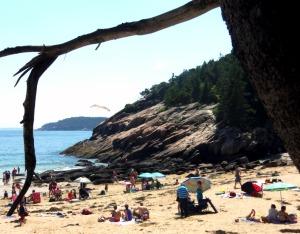 Acadia Sandy Beach 3
