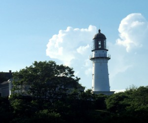 Cape Elizabeth Lighthouse 1