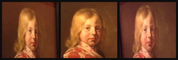 de Bray Child With Cherries