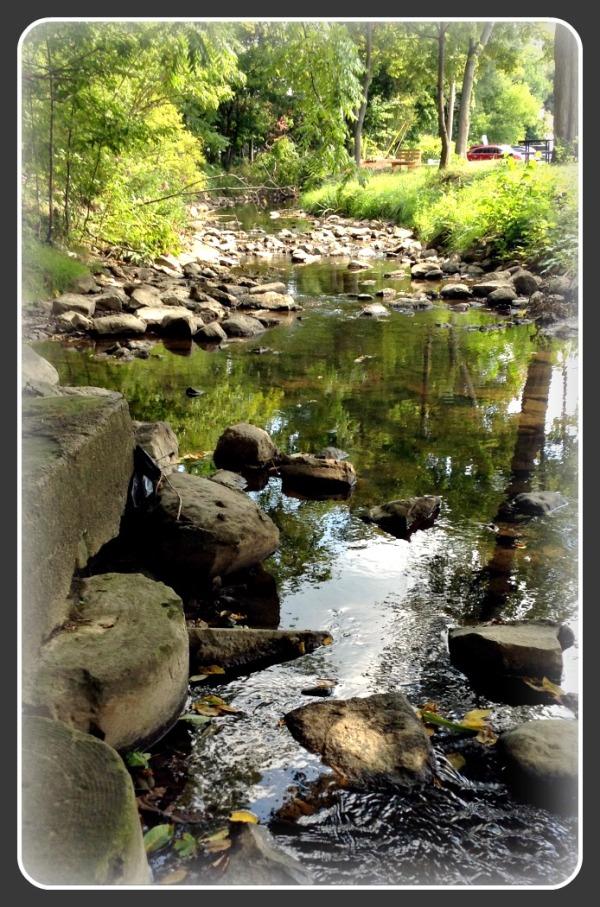 Creek in Lancaster 1