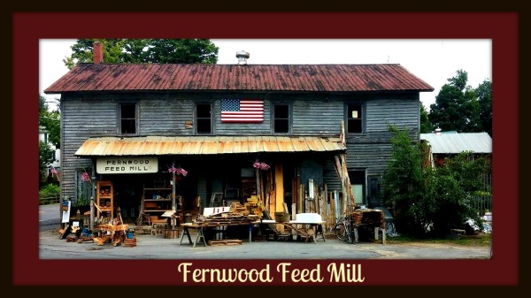 Fernwood Feed Mill
