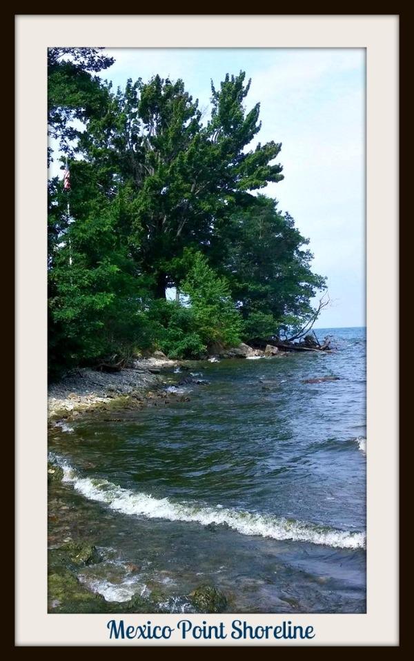 Mexico Point Shoreline