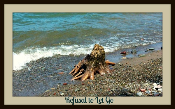 Refusal to Let Go