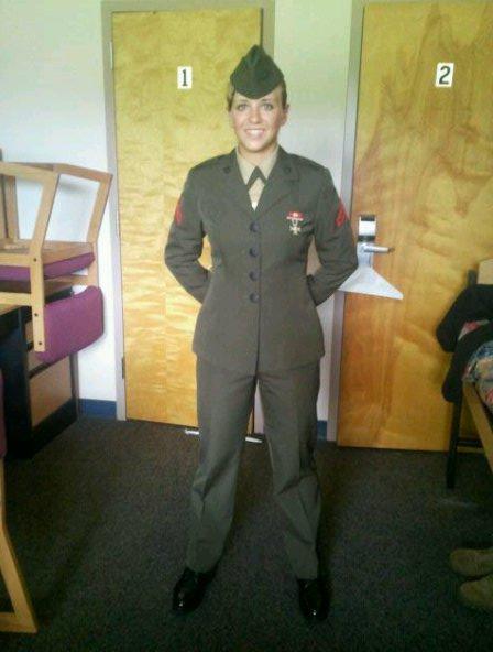 Sarah USMC